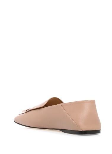 %100 Deri Loafer Ayakkabı-Sergio Rossi